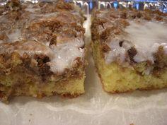 Keeper Worthy Recipes: Cinnamon Roll Cake