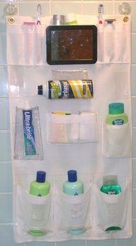 Shower organizer @Austin Hernandez