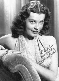 Actress Arlene Dahl