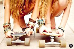 For my birthday I want a long board! You and me Annie!:)))))
