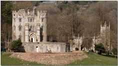 Midford Castle, Bath.