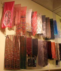 Georgina Von Etzdorf scarves