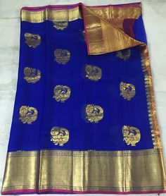 Exclusive Pure Kanchi Organza Sarees | Buy Onine Organza Sarees With Low Price | Organza Silk Sarees | Elegant Fashion Wear