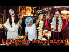 Video Halloween, Scary Halloween, Fifa, 2018 Movies, Lucky Girl, Youtube, Videos, Night, Movie Posters