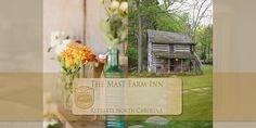 The Loom House • http://www.mastfarminn-retreats.com/lodging/loom-house • The Loom House is Restored Historic Cottage • The Loom House has been transformed into a romantic weekend or long weekend getaway cabin for two with modern conveniences. • Sleeps 1-3