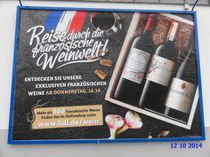 411. - Plakat in Stockach. / 12.10.2014./