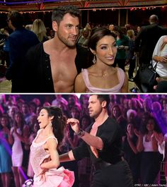 Meryl Davis, Maksim Chmerkovskiy, A Moment In Time, Beautiful People, Beautiful Places, Dancing With The Stars, One Pic, Dancer