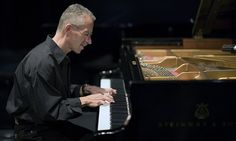 Keith Jarrett (born 8 May 1945), American pianist and composer.