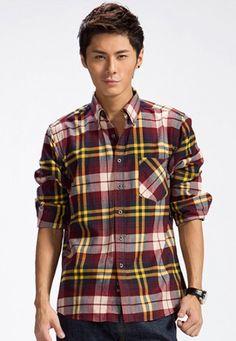 Check Shirt C7 | www.changingrm.com/men-with-charm/196-check-shirt-c7.html