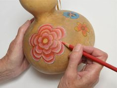 How to Craft with Gourds - CraftStylish