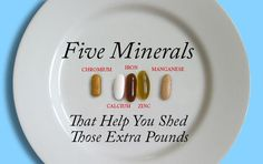 5 Minerals for Weight Loss That Can Change Your Life |Knoworthy