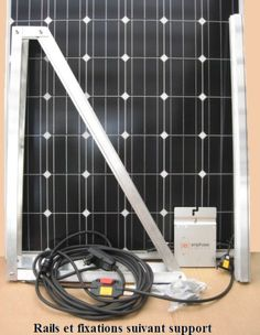 Produits - MICES - Mini Centrale Electrique Solaire - Solution de kit d'autoconsommation électrique