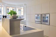 Modern Scandinavian Apartment That Literally Shines
