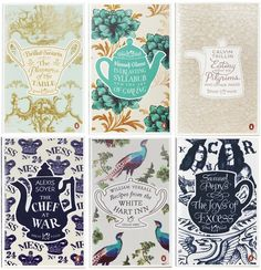 Penguin Books Covers