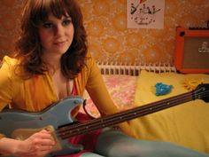 Wish I was this cuteee. Gah Kate Nash is so adorable.