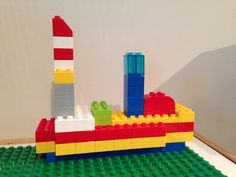 Ship Lego Duplo, Birthday Candles, Ship, Toys, Lego Duplo Table, Activity Toys, Ships, Games, Toy
