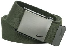 Mens Belts  - Pin it :-) Follow us .. CLICK IMAGE TWICE for our BEST PRICING ... SEE A LARGER SELECTION of Mens Belts s at http://azgiftideas.com/product-category/mens-belts/ - men, mens gift ideas, mens wear, valentines  - Nike Belts Men's Swoosh Web Belt