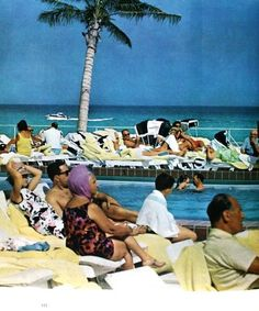 Miami Beach in the 1960s