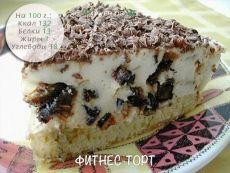 5 рецептов вкуснейших тортиков с пользой для души и тела!
