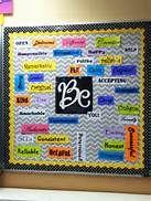 Great Bulletin Board Idea For Back to School