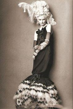 Steven Meisel / Vogue Italia