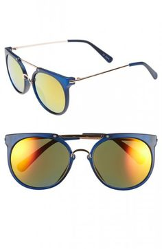 24 Pairs of Sunglasses for the Soon-to-Be-Sunny Weather - Sole Society Lysanne translucent-frame sunglasses - http://www.flare.com/fashion/24-stylish-sunglasses-for-spring-summer-2015/#gallery_page15