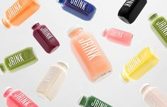 9 inspiring packaging design trends for 2019 - Juice Packaging, Bottle Packaging, Label Design, Packaging Design, Graphic Design, Design Awards, Design Trends, Design Design, Logo Design