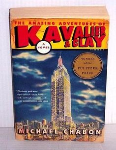 awesome The Amazing Adventures of Kavalier and Clay by Michael Chabon - New - For Sale View more at http://shipperscentral.com/wp/product/the-amazing-adventures-of-kavalier-and-clay-by-michael-chabon-new-for-sale/