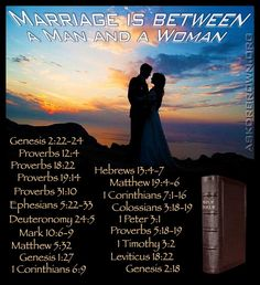 ❥ Marriage in the Scriptures