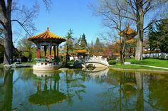 Chinagarten Zürich Schweiz