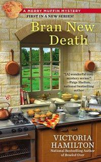 Lesa's Book Critiques: Bran New Death by Victoria Hamilton