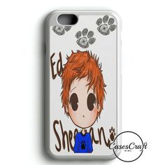 Ed Sheeran Black And White iPhone 6/6S Case | casescraft