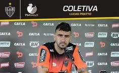 26/08/2016 Entrevista Coletiva: Lucas Pratto