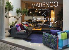 """Exhibition """"MARENCO x Suzuki Masaru"""""""