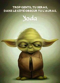 Les répliques de maître Yoda