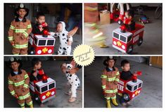 firefighter costume theme