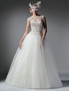 Monaco Wedding Dress by Maggie Sottero | alt 1