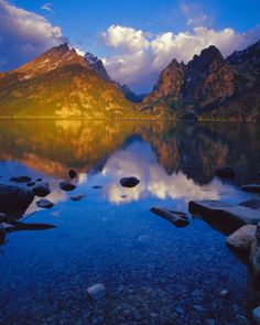 Jenny Lake, Grand Teton National Park, WY