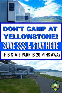 Camping Places, Camping Spots, Camping Life, Vacation Places, Places To Travel, Vacations, Yellowstone Vacation, West Yellowstone, Rv Parks