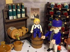 Playmobil By Emma.J Victorian Wine Celler