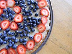 Food Sensitivity Journal: Grain Free Fruit Pizza