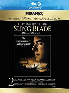 """Some folks call it a kaiser blade; I call it a sling blade."""