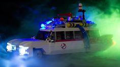 #Lego #Ghostbusters : Ectomobile en vue !