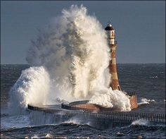Roker Pier, England