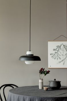 Brighten your kitchen with Lento pendant lamp.