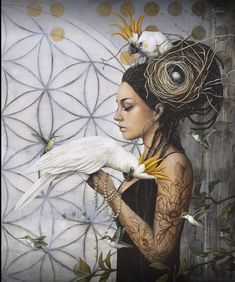 Illustrations, Illustration Art, Street Art, Art Folder, Wildlife Art, Psychedelic Art, Surreal Art, Bird Art, Portrait Art