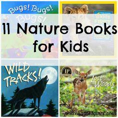 Children's Books about Nature