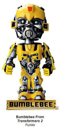 These Bobbleheads May Be Out of Your Budget #Transformers trendhunter.com