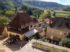 Beautiful French village