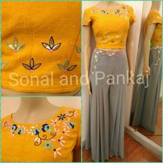 Indowestern Kurtis By Sonal. For trade inquiries contact +919669166763Or email : scarletmapleboutique@gmail.com. 29 November 2016